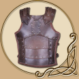 LARP Leather Armor - Albrecht Body Armour